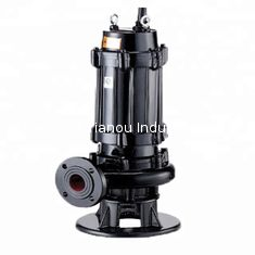 Cast Iron Submersible Sewage Pump Corrosion Resistant For Polluted Water
